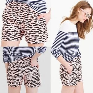 J. Crew Minnow fish shorts!